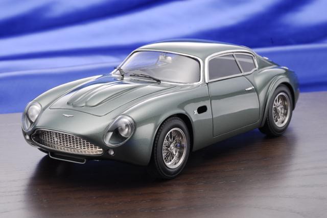 Baracca Website Showroom Aston Martin Db4gt Zagato
