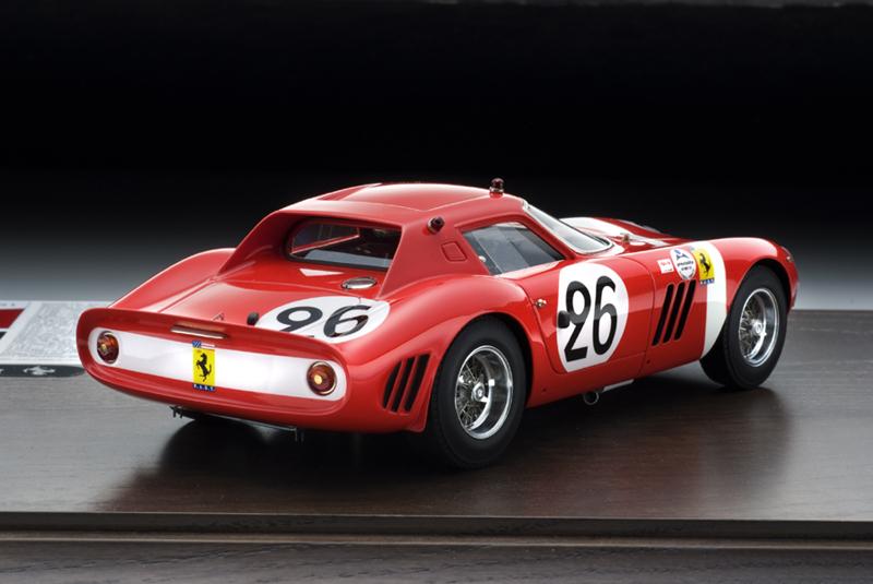 Baracca Website Showroom Ferrari 250gto 1964